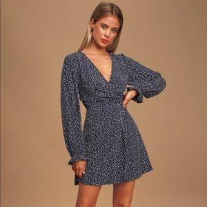 Lulus dress size Large